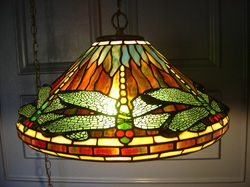 Tiffany Lamp Replicas Spectrum Stained Glass Studio